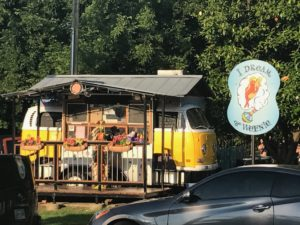 photo of I Dream of Weenie food truck in East Nashville